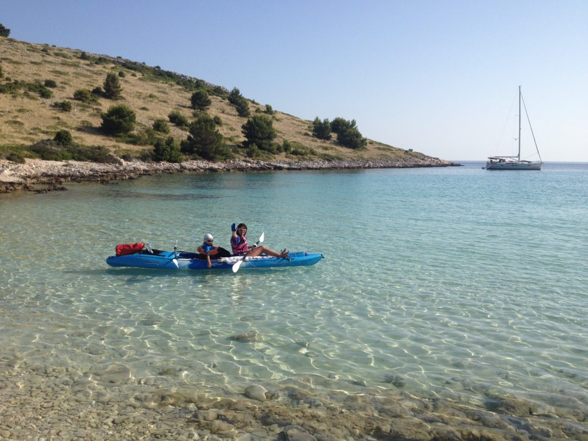 SEA KAYAK TOUR – Kornati