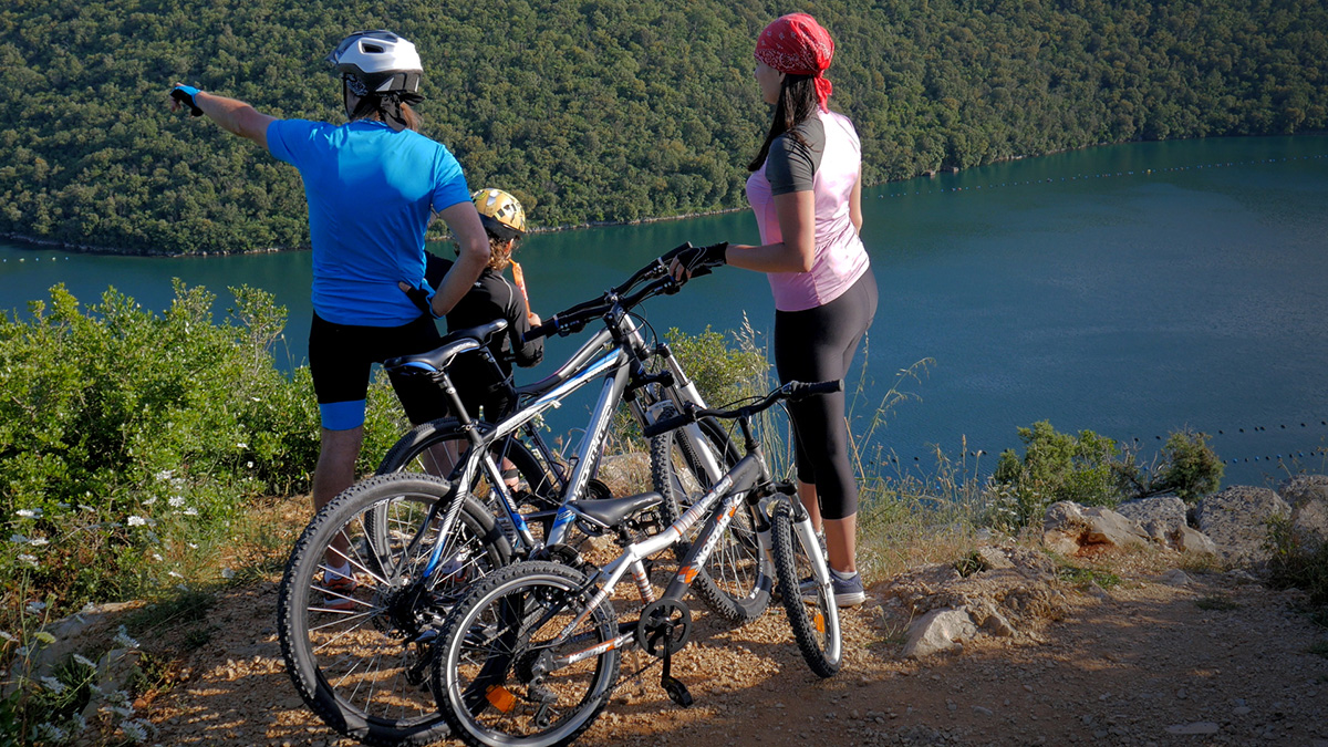 Istria Bike Trails – Limes