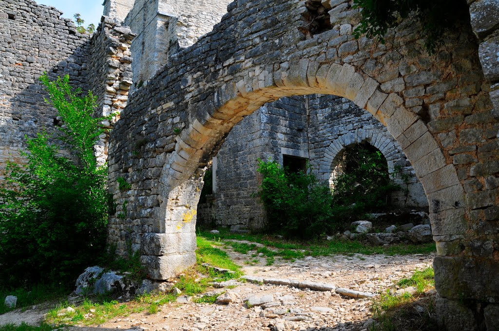 Istria Bike Trails – Dvigrad