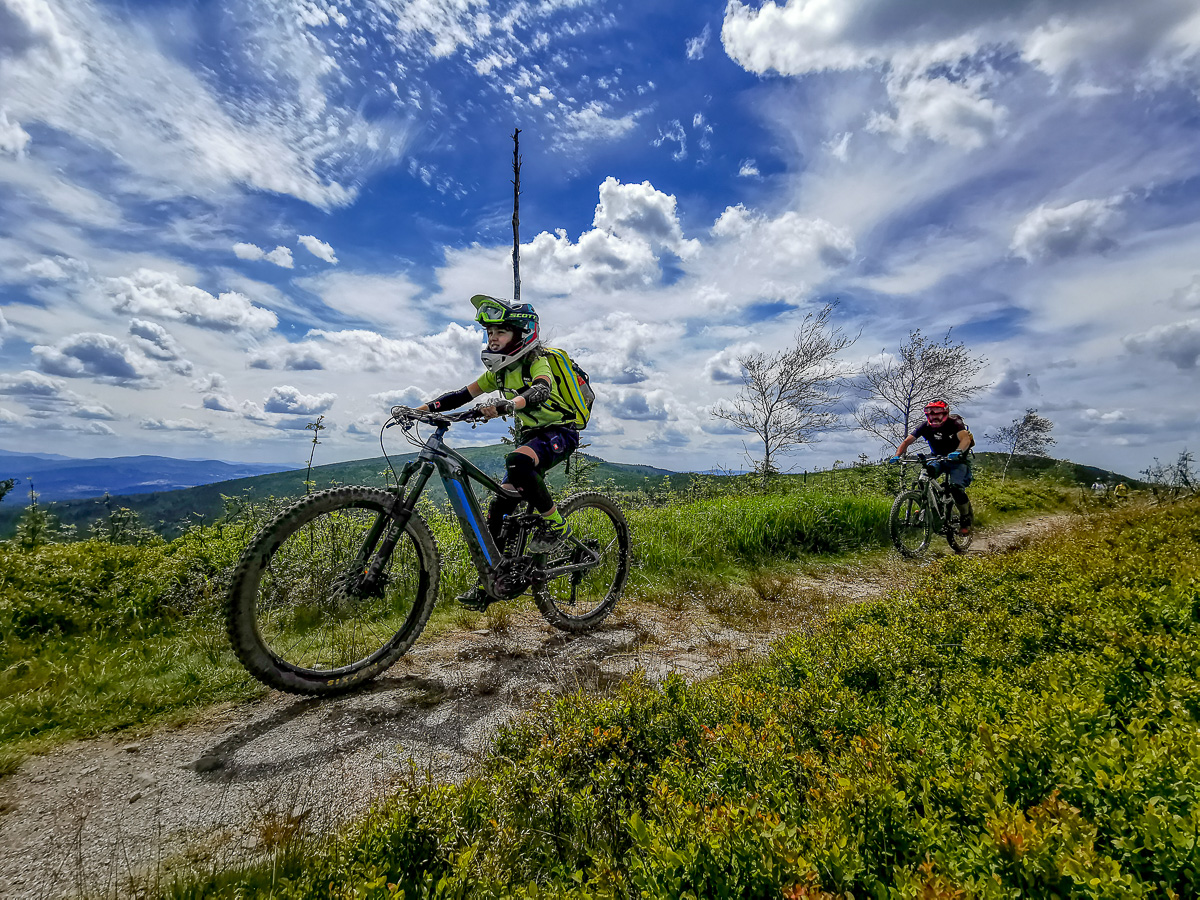 Ebike Tour Beskidy – Day 2