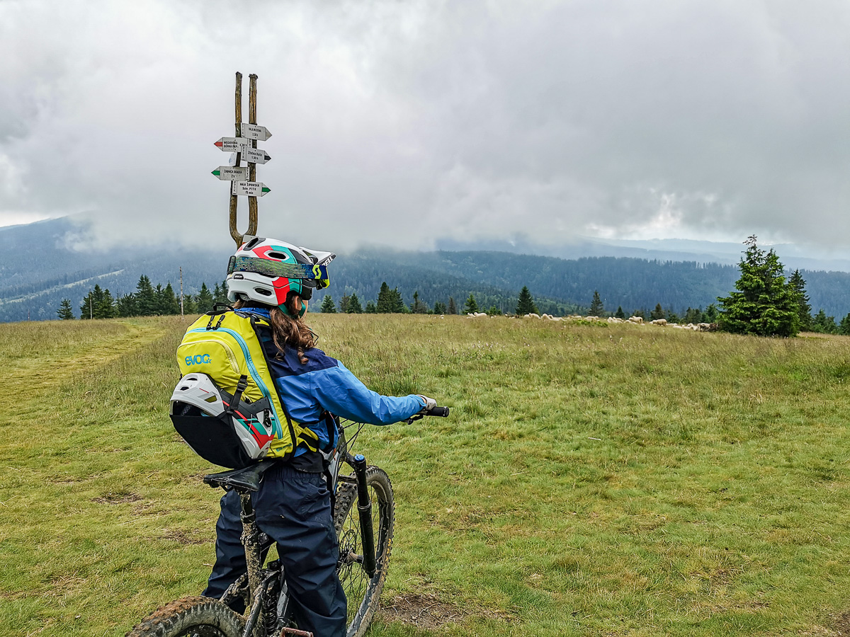 Ebike Tour Beskidy – Day 3